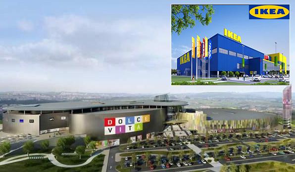 ... 250 Postos De Trabalho E Abrirá No Centro Comercial Dolce Vita Em  Braga, Portugal, Que Voltará A Abrir As Suas Portas Em 2016, Com O Nome Nova  Arcada.