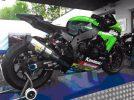 Patrocinador del equipo Kawasaki Racing Team 2012