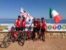 Grupo ADI, sponsor and racer of the Rally di Sardegna of Mountain Bike 2013