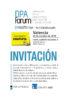Invitación DPAFORUM Valencia 24 octubre 2018