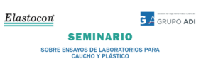 Seminario sobre ensayos de laboratorio para caucho y plástico